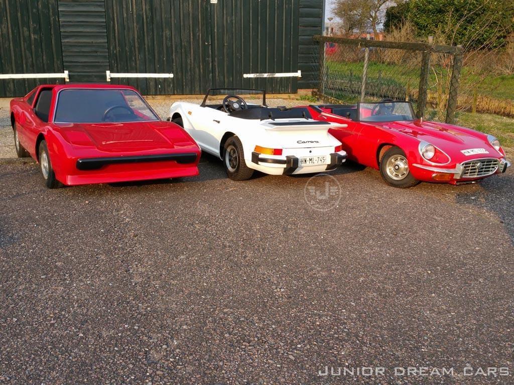 Ferrari Model Cars >> Ferrari 308GTS Agostini | Junior Dream Cars